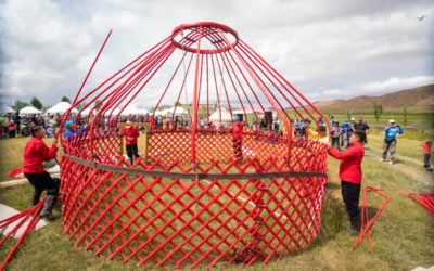 How Much Does a Mongolian Ger / Yurt Cost?