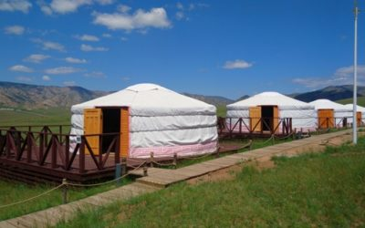How Much Does It Cost To Stay In a Mongolian Ger / Yurt?