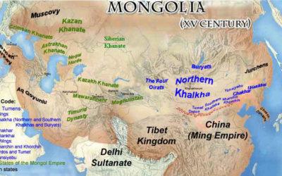 Mongolian History